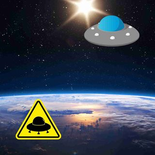 More UFO Media Coverage From A Dishonest Media - What Is Going On?