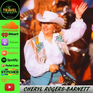 Cheryl Rogers-Barnett | Roy Rogers' princess and daughter sharing her families story