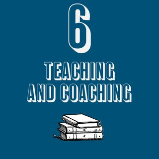 6 - Teaching & Coaching Improv