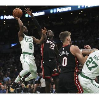 POSTGAME: Celtics @ Heat | Jan. 28 | Kemba Walker | Jimmy Butler