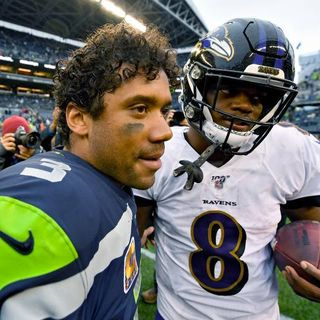 TGT NFL Show: Seahawks beat Vikings in Classic, Who should be MYP Wilson or Jackson, Minshew back at QB in Jax, A look at Playoff Races