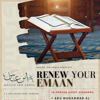 Hamza Abdur-Razzaq - Friends of Allah...(Class #2)