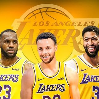 Episode 65 - Ringer's Podcast- Why Steph Curry should leave the Warriors and join the Lakers