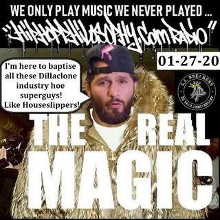 HipHopPhilosophy.com Radio - 01-27-20 - Monday Night Fresh