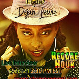 [Live Interview] Dejah Lewis