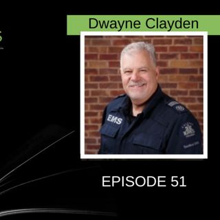 Crime and Paramedic Accuracy with Dwayne Clayden