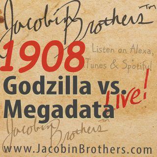 JBL1908 / Godzilla vs. Megadata