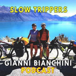 In viaggio con Wiliam e Valeria - Slow Trippers
