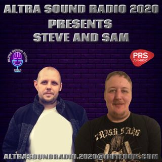 ALTRA SOUND RADIO 2020 PRESENTS THE FRIDAY ROCK SHOW WITH SAM! 23/10/2020