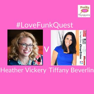 FunkQuest - Season1 - Quarter Final 2 - Heather Vickery v Tiffany Anne Beverlin