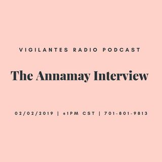 The Annamay Interview.