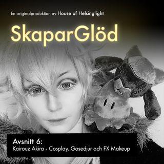 006. Kairouz Akira - Cosplay, Gosedjur och FX Makeup - [SkaparGlöd]