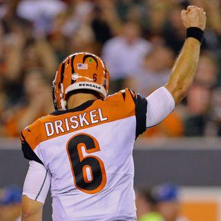 Grueling Truth Special Edition: Guest Cincinnati Bengals Quarterback Jeff Driskel