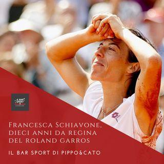 Episodio 7 - Francesca Schiavone, dieci anni da Regina del Roland Garros