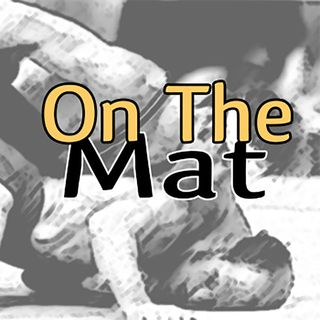 On The Mat by the Dan Gable Museum
