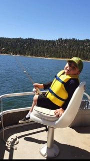 Fishing for Kaden