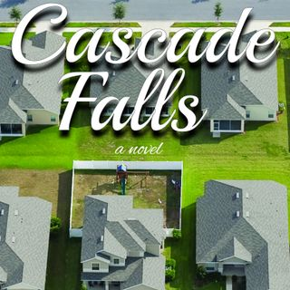 Cascade Falls is novel real estate!
