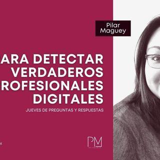 Detecta verdaderos profesionales digitales | Muy Digital