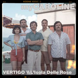 VERTIGO // L'isola delle Rose