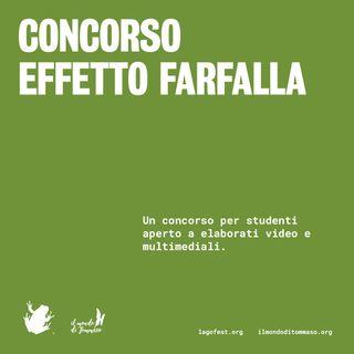 """Ecco """"Effetto Farfalla"""": il concorso dedicato alla memoria di Tommaso"""