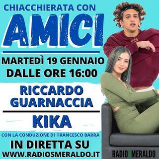Riccardo Guarnaccia e Kika | Intervista