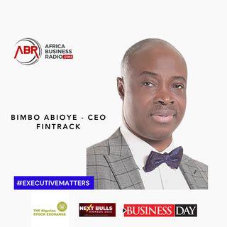 A Chartered Accountant Turned Leading IT Executive - Bimbo Abioye