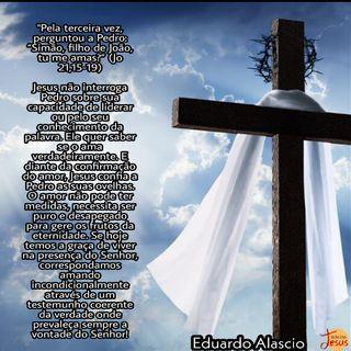 Bom dia Jesus - 29/05/2020
