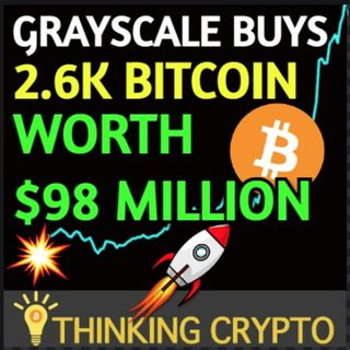 Grayscale Buys $98M in Bitcoin in 24hrs - Galaxy Digital Bitcoin Mining - Coinbase CoinTracker Taxes