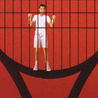 """Sport e letteratura.""""Il tennis come esperienza religiosa""""di David Foster Wallace"""