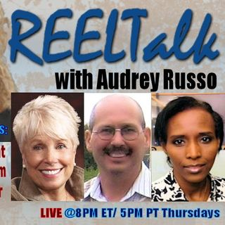 REELTalk: Award-Winning Actress and Author Joyce Bulifant, Mona Walter direct from Sweden and Author Dr. Andrew Bostom