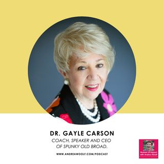 How I have survived over 16 surgeries while inspiring women to be stron with Gayle Carson