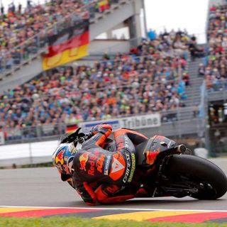 Sachsenring 2017 COmmento