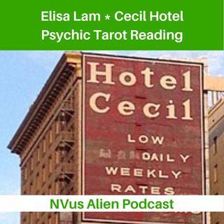Elisa Lam 💦 Vanishing at the Cecil Hotel  🔮 Psychic Reading