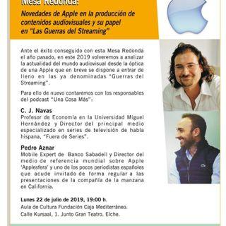 Apple en las Guerras del Streaming (Ep. 74)
