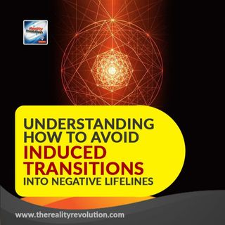 Understanding How to Avoid Induced Transitions onto Negative Lifelines in Reality Transurfing 432hz