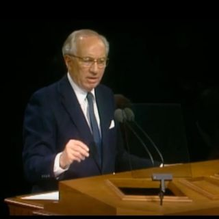 Sunday School | A Prophet of God Predicts LGBT Tsunami...in 1983