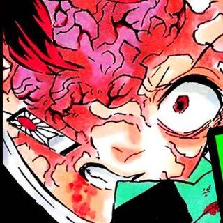Demon Slayer Chapter 193 Review! (Kimetsu no Yaiba Muzan vs Tanjiro Part 3)