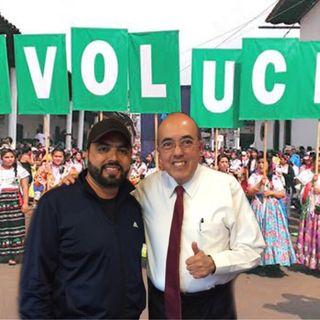 Celebrando la Revolución en  Espacio Deportivo de la Tarde 19 de Noviembre 2018