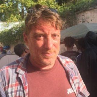 Andrea Costa - Baobab Experience | I migranti transitanti a Roma | 30 Novembre '16