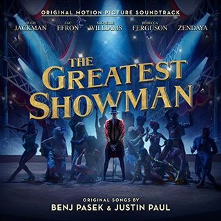 Never Enough-Greatest Showman Cover