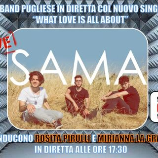 -I SAMA-  gruppo publiese ElettronicPOP - conquistano Londra
