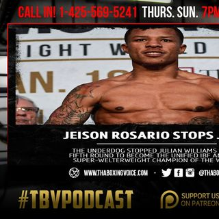 ☎️Shocker🤯Jeison Rosario Annihilates Williams. Floyd Vs Conor 2🔥👀Alvarez KO's Seals😈