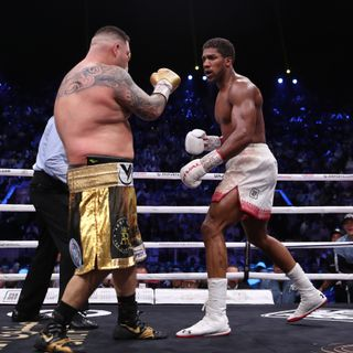 Andy Ruiz Parties and Anthony Joshua Wins Back Titles + Claressa Shields