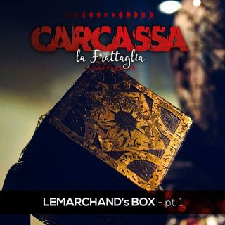 la Frattaglia - Lemarchand's Box pt1. (Outer Space Cantina)
