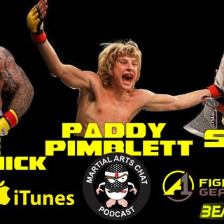 Cage Warriors 96: With Paddy Pimblett, Soren Bak and Lee Butcher