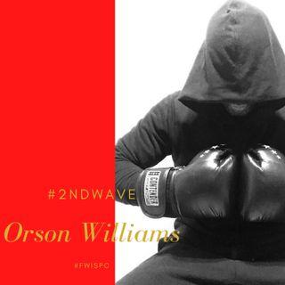 #CREATIVES: Orson Williams -1- Marxmen Fitness