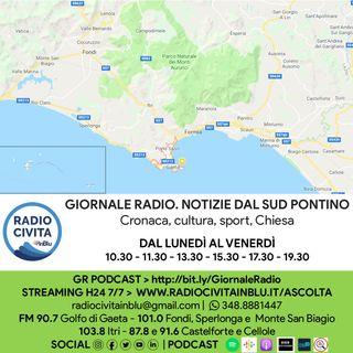 GR Lazio Sud - 21 dicembre 2020