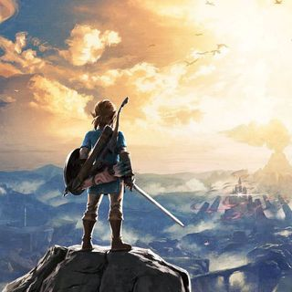 Whatcha Playing: The Legend Of Zelda: Breath Of The Wild