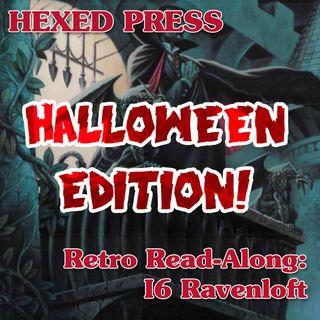 "Retro Read-Along: ""I6 Ravenloft"" Classic Gothic Adventure for 1E D&D"