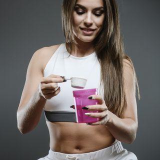 Integratori alimentari nel fitness